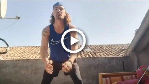 Jour 1 - renforcement workout swing béton