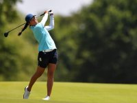 Celine Boutier au Thornberry Creek LPGA