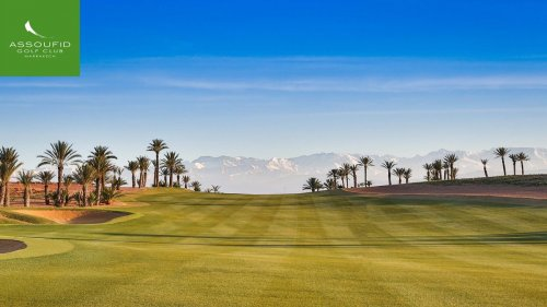 Assoufid golf club Marrakech