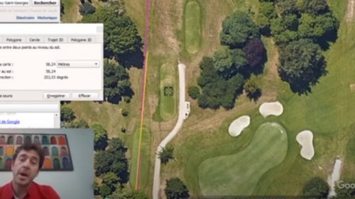 Utilisation Google Earth